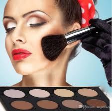 brand make up nyx highlight contour face pressed powder palette makeup contour kit concealer highlight