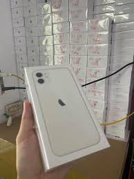Iphone 11 New 64GB 2 sim vật lý – ngocvienmobile