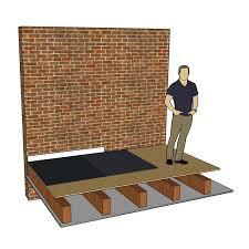 soundmat 3 plus floor soundproofing 43db reduction 1 2m x 1m x 15mm soundmat 3 plus floor soundproofing 43db reduction 1 2m x 1m x 15mm