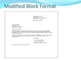 Example Of A Full Block Business Letter 9 Joele Barb