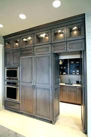 kitchen wall cabinets with glass doors lovely cabinet s india