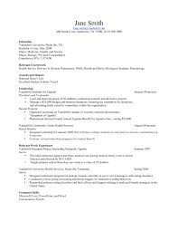 Template Medical School Resume Format Cv Template Updated Sweet