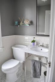 Captivating Bathroom Half Tiled Half Painted 024 Pixels   Econ Miss. My Favorite Floor  Tiles; Traditional Bathroom