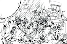 Transformers Coloring Pages Transformer Printable Coloring Pages