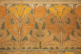 antique wilton english arts and crafts rug 2657 flowers nazmiyal