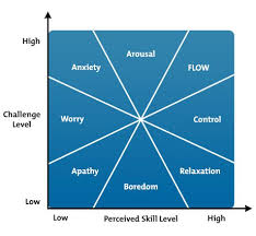 Flow Model Time Management Training From Mindtools Com