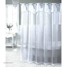 cool fabric clear top shower curtain top clear shower curtain