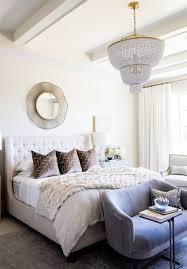 master bedroom decorating ideas beaded chandelier
