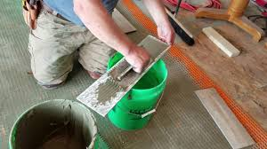how to use tile leveling spacers