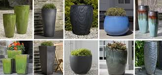 outdoor large planters  home design styles