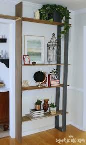 diy shelves wall mounted shelves built
