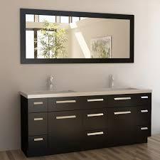 Home Decorators Bathroom Vanities Modern Bathroom Vanities Cabinets Allmodern Silhouette 48 Single