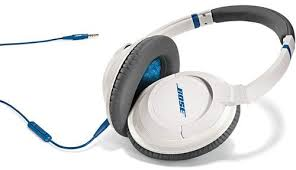 bose earphones blue. bose soundtrue on-ear headphones (white/blue) earphones blue