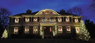 Small Picture Christmas Decor Professional Christmas Light Installation