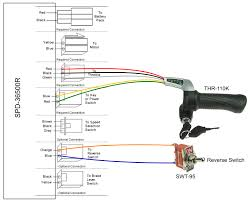 compatibility of controller and throttle help electric scooter wiring schematic at 24 Volt Electric Scooter Wiring Diagram