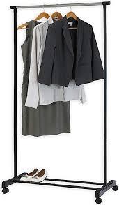 closet clothes hanging rack com simple houseware portable closet hanging clothing