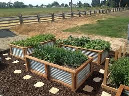 beautiful raised garden bed kits plans