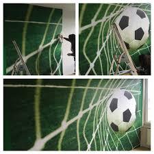 Voetbal Goal Behang L Voetbalshop Dinoworld