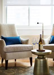 living room west elm martini brass side table nyc manhattan parsons media armoire askpatrick patrick hamilton