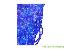 <b>Электрогирлянда фонтан Kms уличная</b> 19 м голубой (L1631 ...
