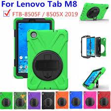 Ốp Lưng Có Giá Đỡ Cho Máy Tính Bảng Lenovo Tab M8 Hd Tb-8505F / 8505x 2019  giá cạnh tranh
