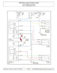 2001 subaru forester wiring diagram floralfrocks 1999 subaru impreza wiring diagram at Subaru Wiring Diagram