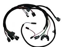 wiring harness 1985 ford mustang 5 0 carbureted alternator wiring harness