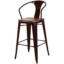 wood metal bar stools. Table Outstanding Wood Seat Bar Stool 29 938544 B Square Metal Stools