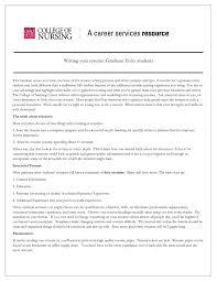 Graduate Nurse Resume Templates Beautiful Nurse Practitioner Resume