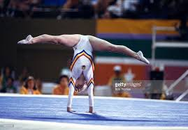 floor gymnastics olympics. Ecaterina Szabo Of Romania Competes In The Women\u0027s Floor Competition Artistic Gymnastics Events At Olympics