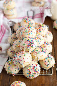 Jump to recipe print recipe. Anisette Cookies Recipe Traditional Italian Cookies