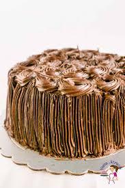 Best Chocolate Chiffon Cake Recipe With Kahlua Chocolate Buttercream