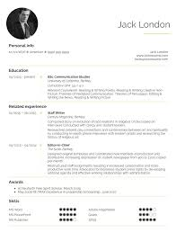 Resume Templates For Publisher Resume Examples By Real People Student Resume Editorial