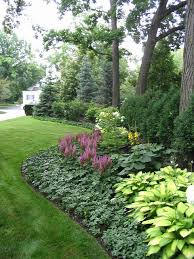 Informal Garden, Winnetka Illinois traditional-landscape