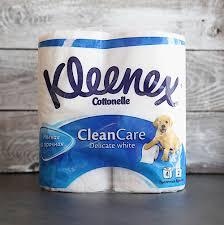 Купить <b>Туалетная бумага Kleenex Clean</b> Care 4шт с доставкой по ...