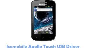 Icemobile Apollo Touch USB Driver ...
