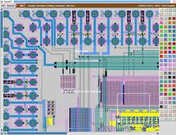 magic screenshot ic layout designer
