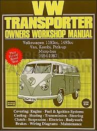 vw van bus shop manual 1966 1965 1964 1963 1962 1961 1960 1959 image is loading vw van bus shop manual 1966 1965 1964