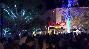 Rancho Cucamonga Festival Of Lights Christmas Tree Lighting Ceremony Victoria Gardens In