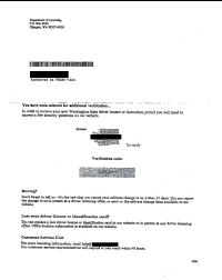 State Phishing Beware Dol-related Schemes Of Washington