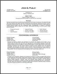 8 9 Physical Therapy Cover Letter Samples Catonavenue Com