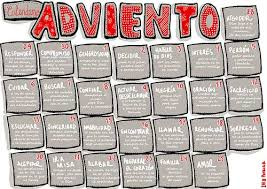 Calendario De Abviento Calendario De Adviento Interactivo