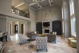 travertine tile living room. Perfect Travertine Black Or Darker Tones Of Grey Will Add Prominence To The Living Room Space  Reference Picture Below For A Realized Version This Design Idea Intended Travertine Tile Living Room