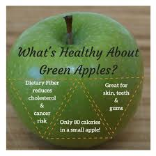 stus show that green apples help prevent diseases including cancer and alzheimer s