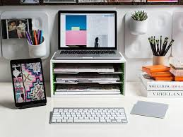 remarkable ergonomic office desk setup the 25 best ideas about desk setup on monitor pc