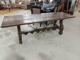 tables antique farm table vatican