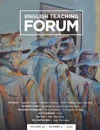 english teaching forum volume number american english