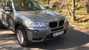 BMW Convertible bmw x3 2013 model : BMW X3 - Model 2013 xDrive 184cp - YouTube