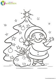 20 Beste Kleurplaat Kerstboom Met Pakjes Win Charles