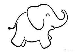 Mother And Baby Elephant Coloring Pages Mom Mommy Page The Free